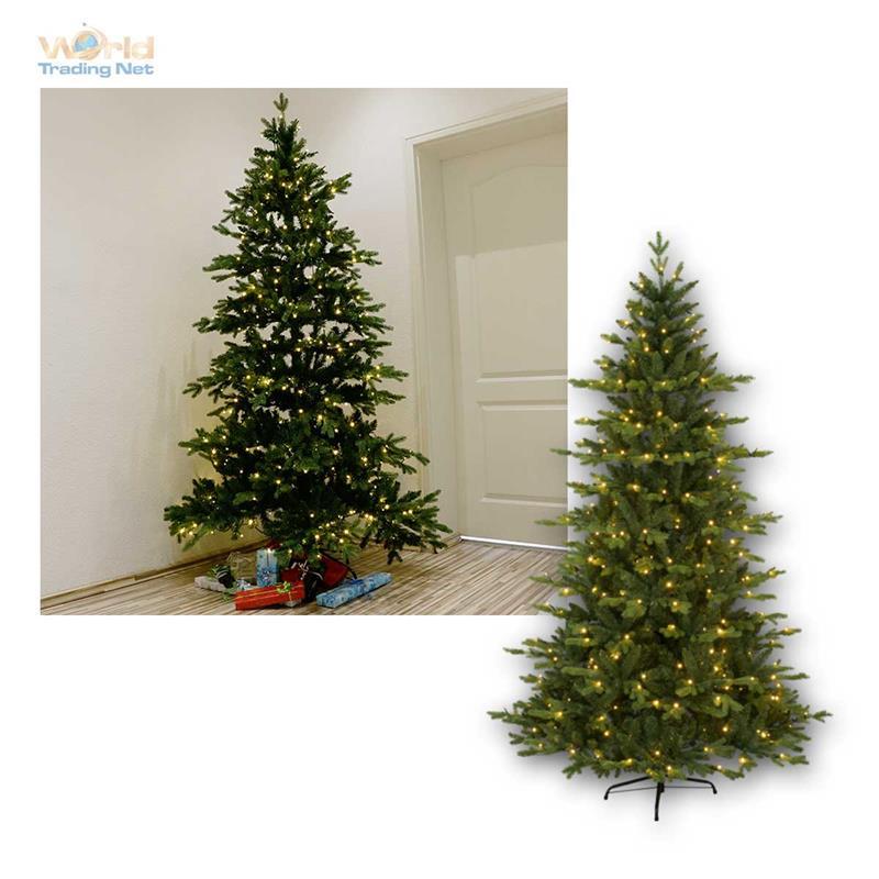 k nstlicher led weihnachtsbaum larvik christbaum leds. Black Bedroom Furniture Sets. Home Design Ideas