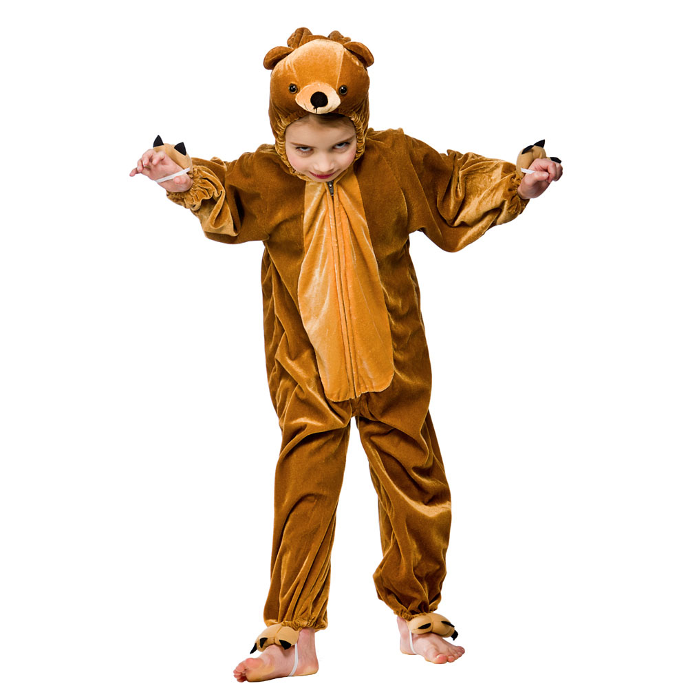 Kids-Animal-Costumes-Zoo-Book-Week-Fancy-Dress-  sc 1 st  eBay : tiger costumes for kids  - Germanpascual.Com