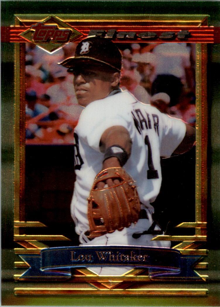1994-Mejores-Beisbol-Tarjeta-Recoger miniatura 208