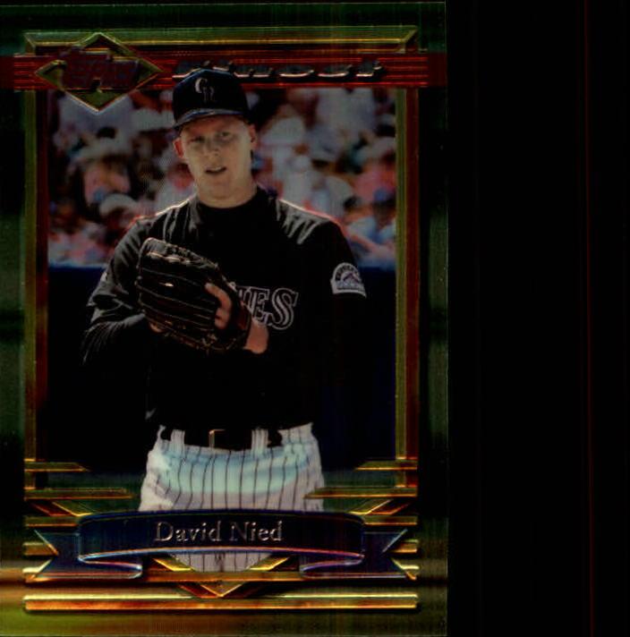 1994-Mejores-Beisbol-Tarjeta-Recoger miniatura 52