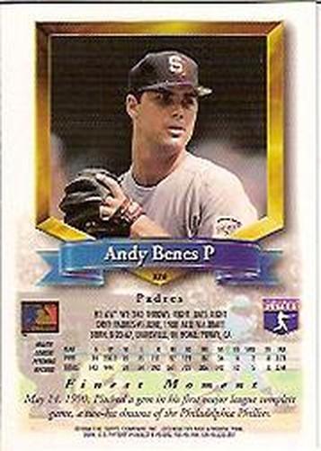 1994-Mejores-Beisbol-Tarjeta-Recoger miniatura 139