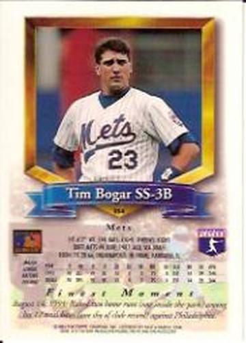 1994-Mejores-Beisbol-Tarjeta-Recoger miniatura 191