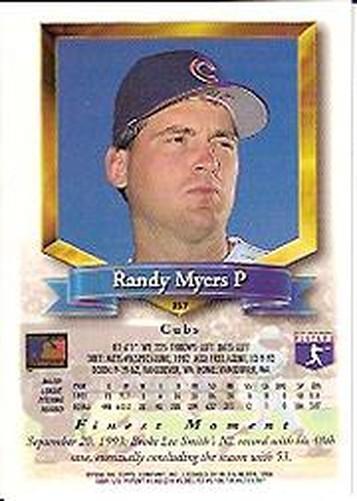 1994-Mejores-Beisbol-Tarjeta-Recoger miniatura 197