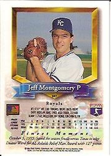 1994-Mejores-Beisbol-Tarjeta-Recoger miniatura 245
