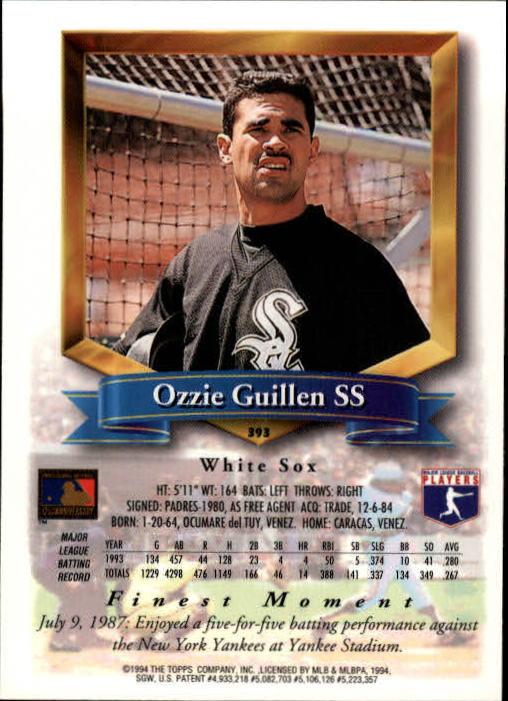 1994-Mejores-Beisbol-Tarjeta-Recoger miniatura 255