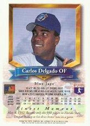 1994-Mejores-Beisbol-Tarjeta-Recoger miniatura 299