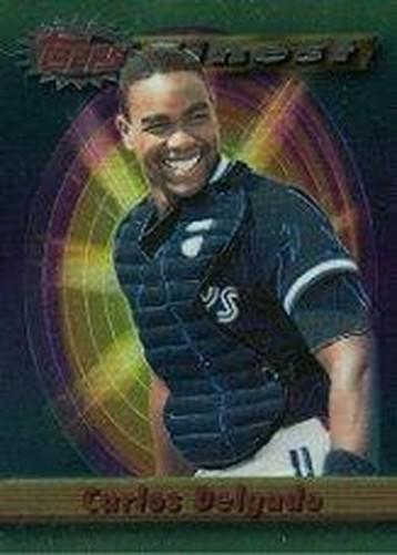 1994-Mejores-Beisbol-Tarjeta-Recoger miniatura 298
