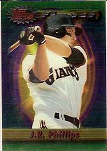 1994-Mejores-Beisbol-Tarjeta-Recoger miniatura 306