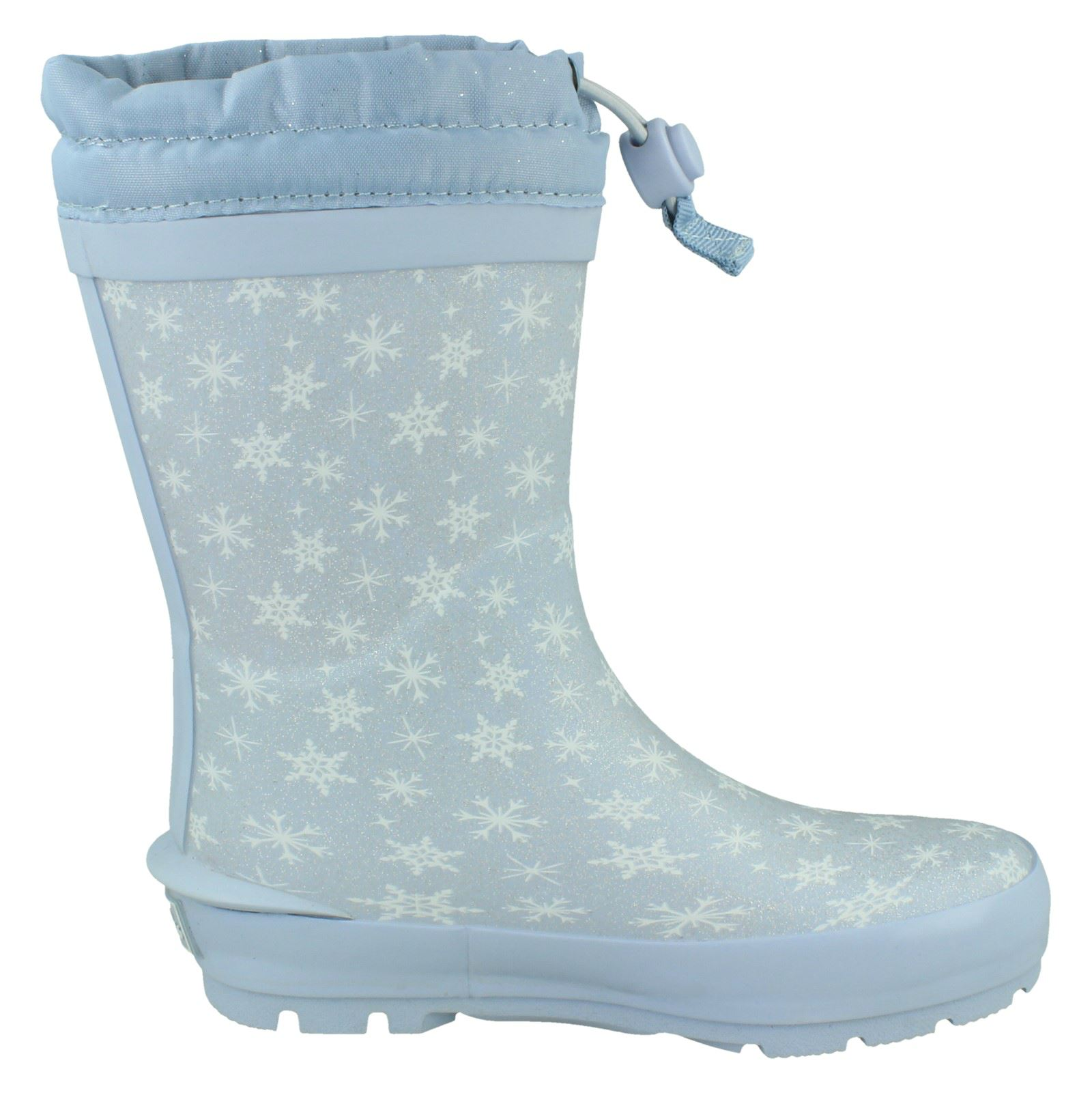 Filles Clarks Mudder Frost Disney Frozen II Wellington