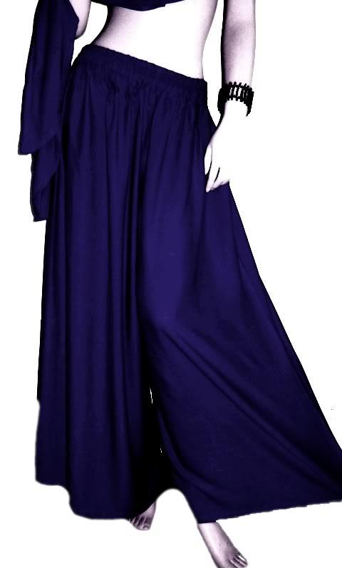 femmes pantalon palazzo caftan lastique harem noir blanc violet stretch ebay. Black Bedroom Furniture Sets. Home Design Ideas