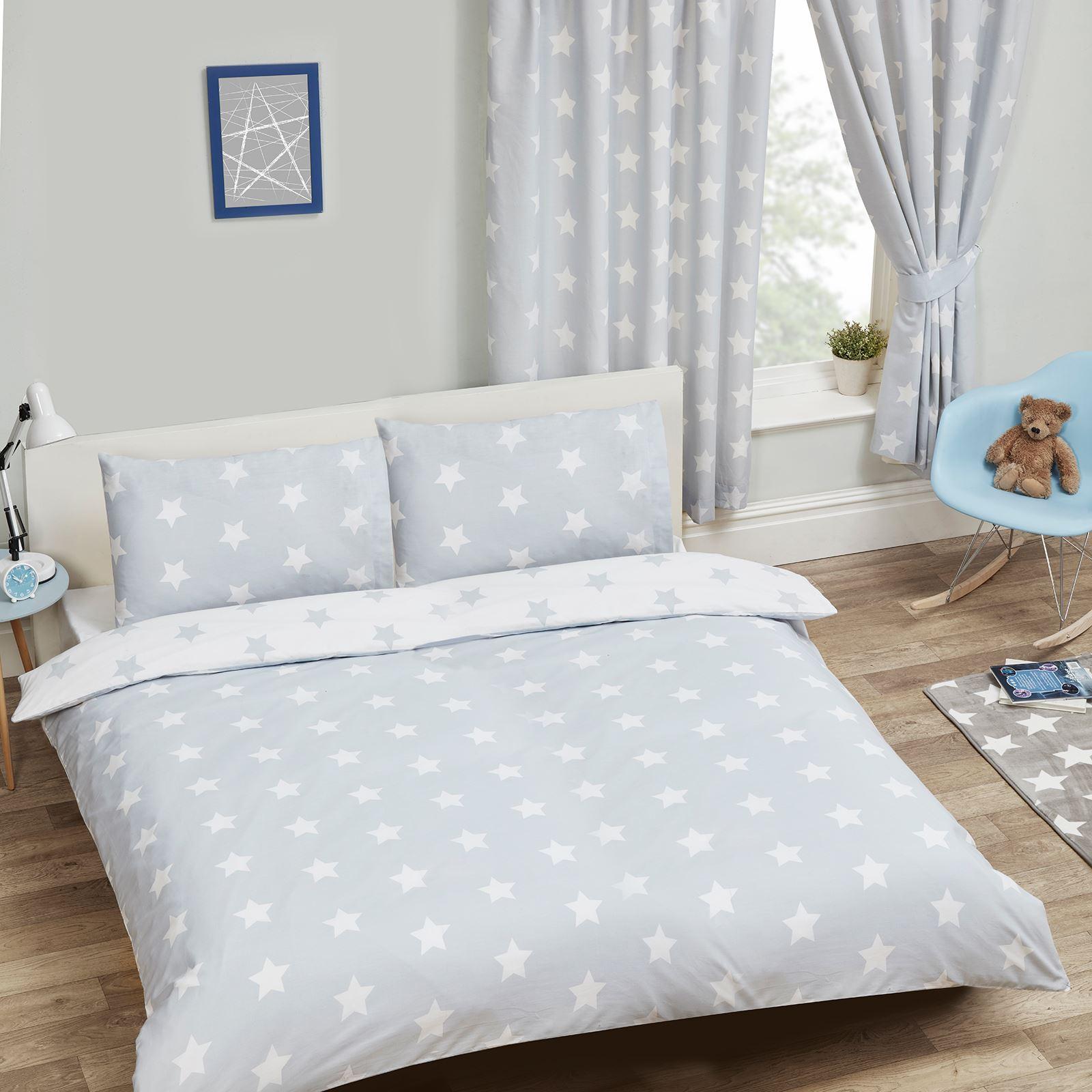 kinder doppelbett bettw sche sets dinosaur armee v gel einhorn jungen m dchen ebay. Black Bedroom Furniture Sets. Home Design Ideas