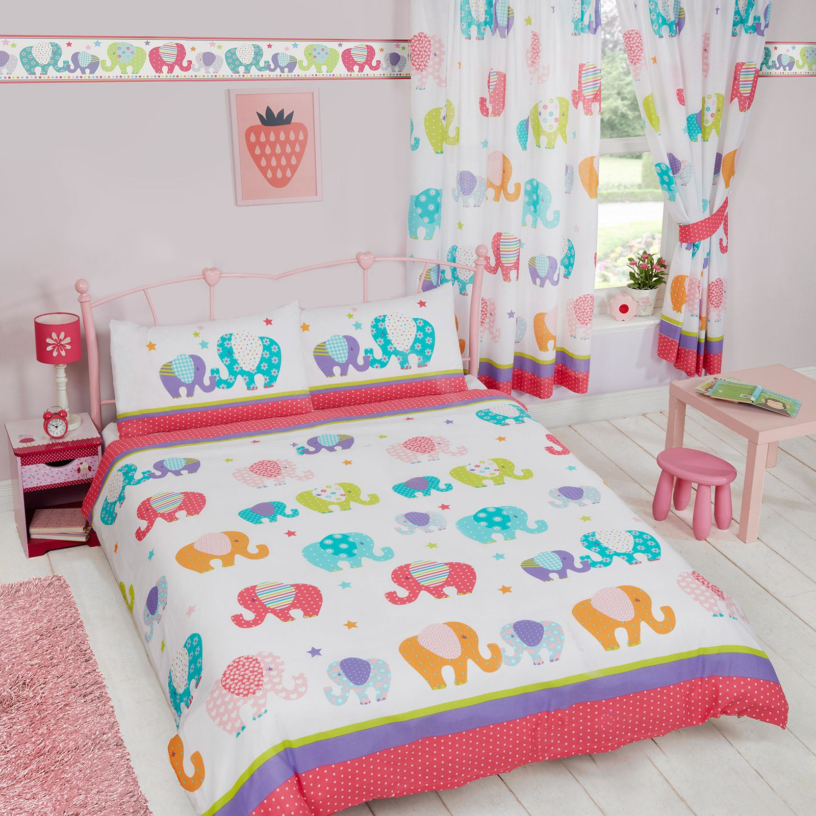 kinder doppelbett bettw sche sets dinosaur armee v gel. Black Bedroom Furniture Sets. Home Design Ideas