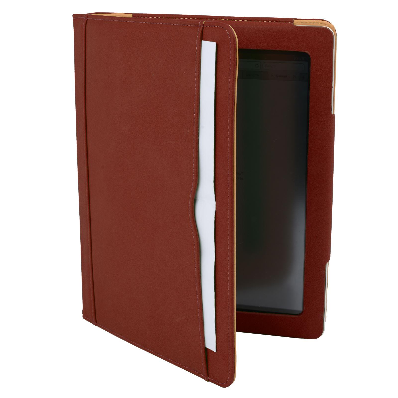 para-Apple-iPad-4-3-2-smart-Funda-de-piel-Auto-Descanso-DESPERTADOR-Soporte