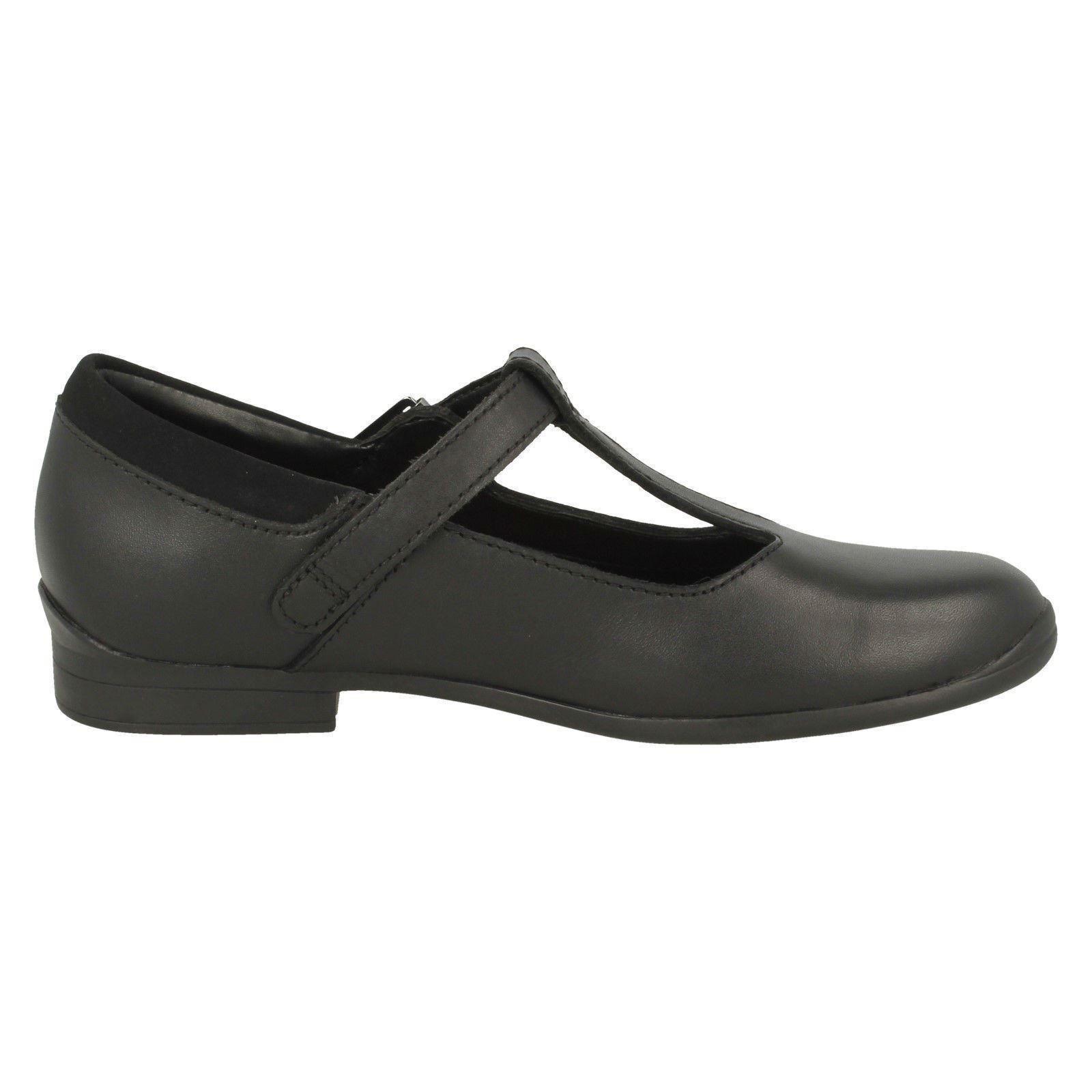 Barra De T Jamie Colegio Cielo Zapatos Niña Clarks UxT5q5