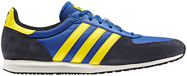 Adidas Dunkelblau Gelb
