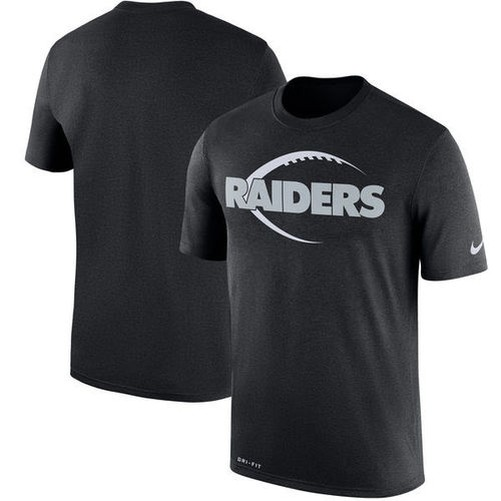 Raiders-de-Oakland-Nike-Legend-Icon-Camiseta