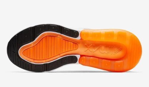 1808 Nike Air Max 270 Damen Trainieren Trainieren Trainieren Laufschuhe AH6789-104 3d908f