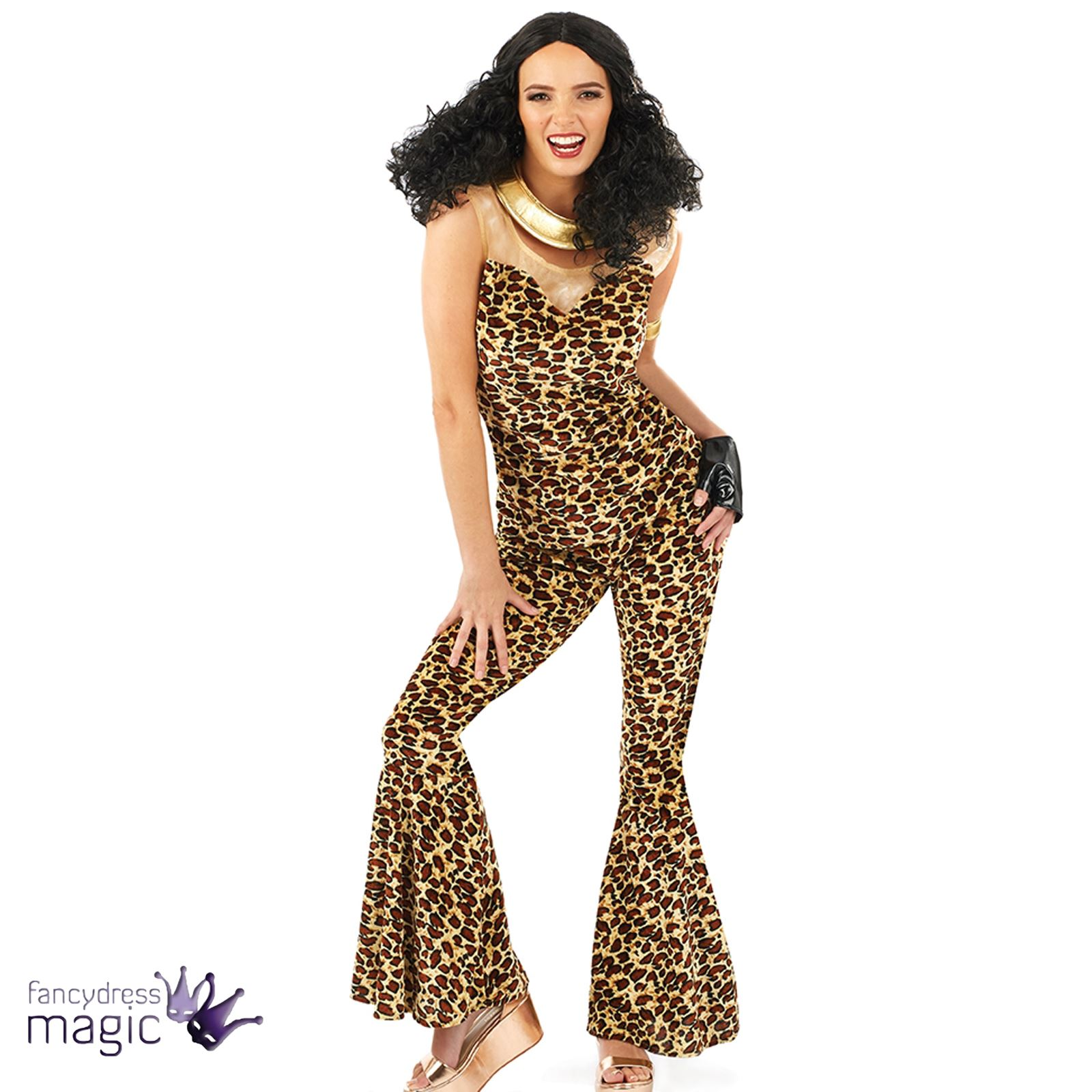 Femmes adulte ann es 90 pop effrayant piment costume d guisement ebay - Deguisement annee 90 femme ...