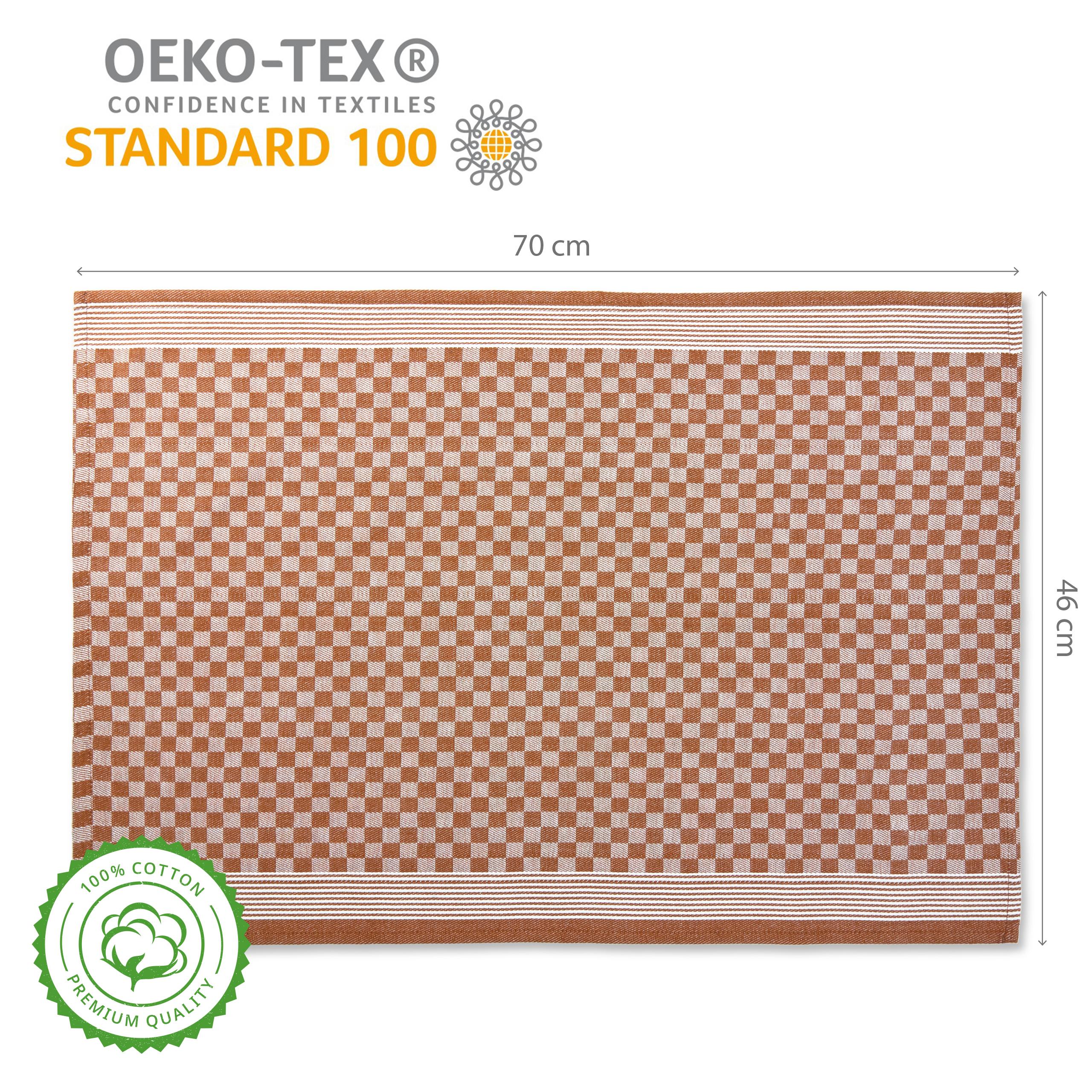 1pc Marrón//Amarillo//rojo toalla de té Plato Secado Absorbente Paños de Limpieza Escurridor