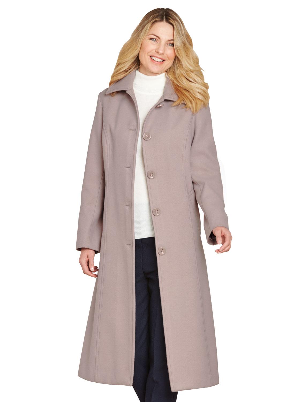 DA-DONNA-FINTO-lana-giacca-lunghezza-114cm