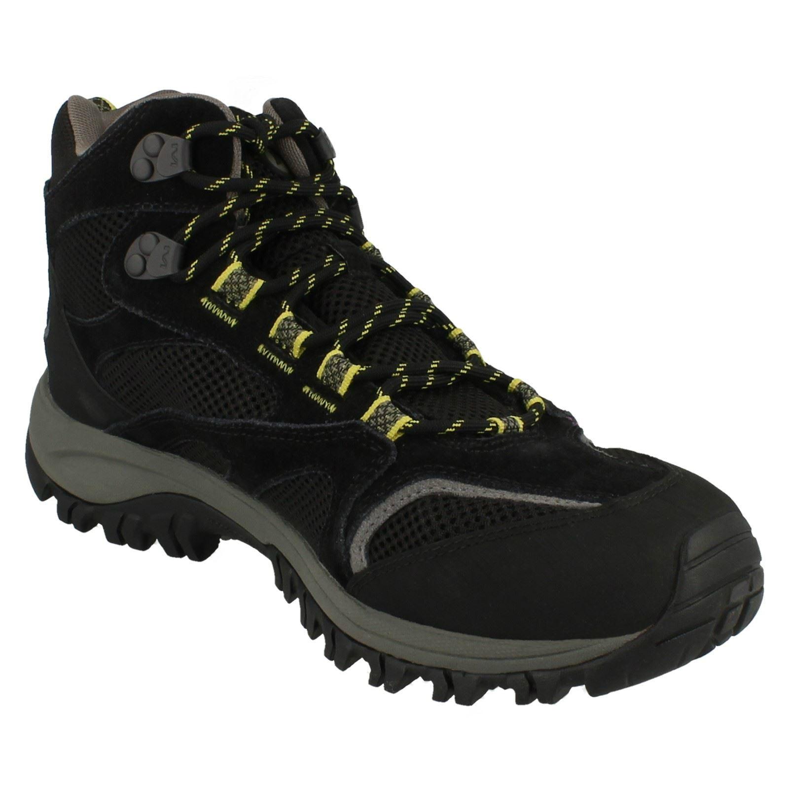 thumbnail 10 - Mens-Merrell-Waterproof-Walking-Boots-Phoenix-Mid