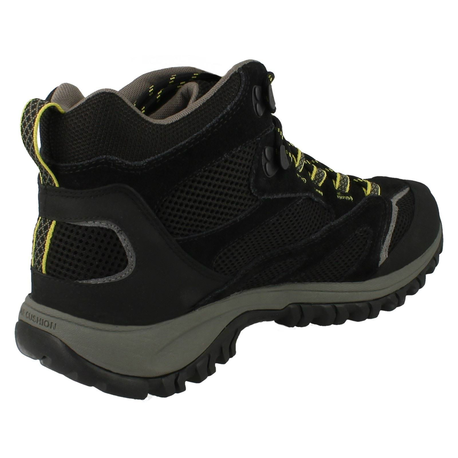 thumbnail 5 - Mens-Merrell-Waterproof-Walking-Boots-Phoenix-Mid