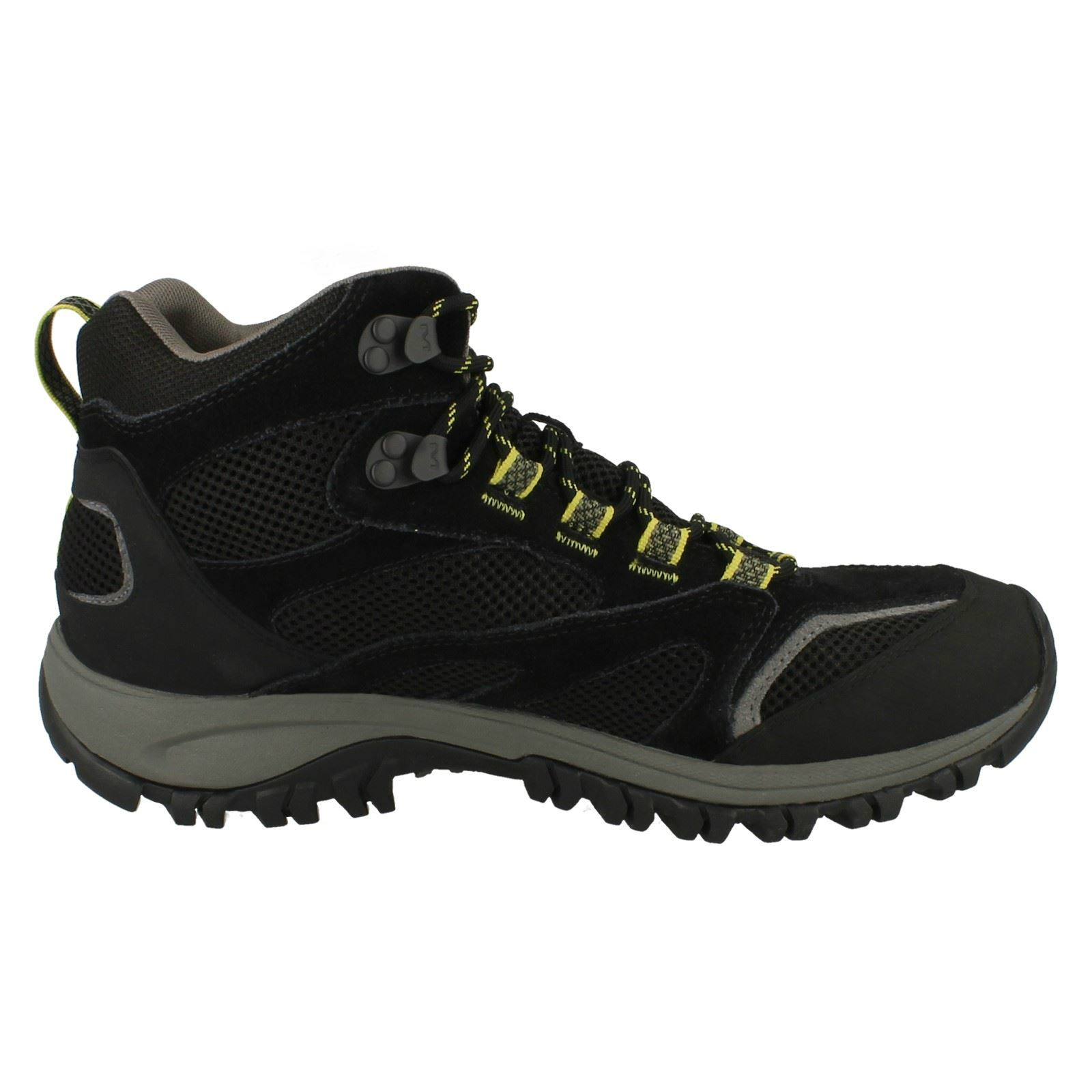 thumbnail 7 - Mens-Merrell-Waterproof-Walking-Boots-Phoenix-Mid