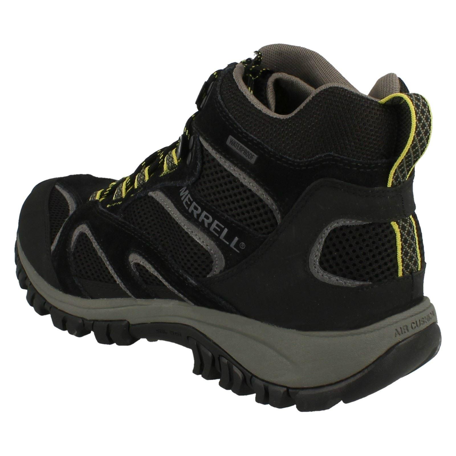 thumbnail 9 - Mens-Merrell-Waterproof-Walking-Boots-Phoenix-Mid