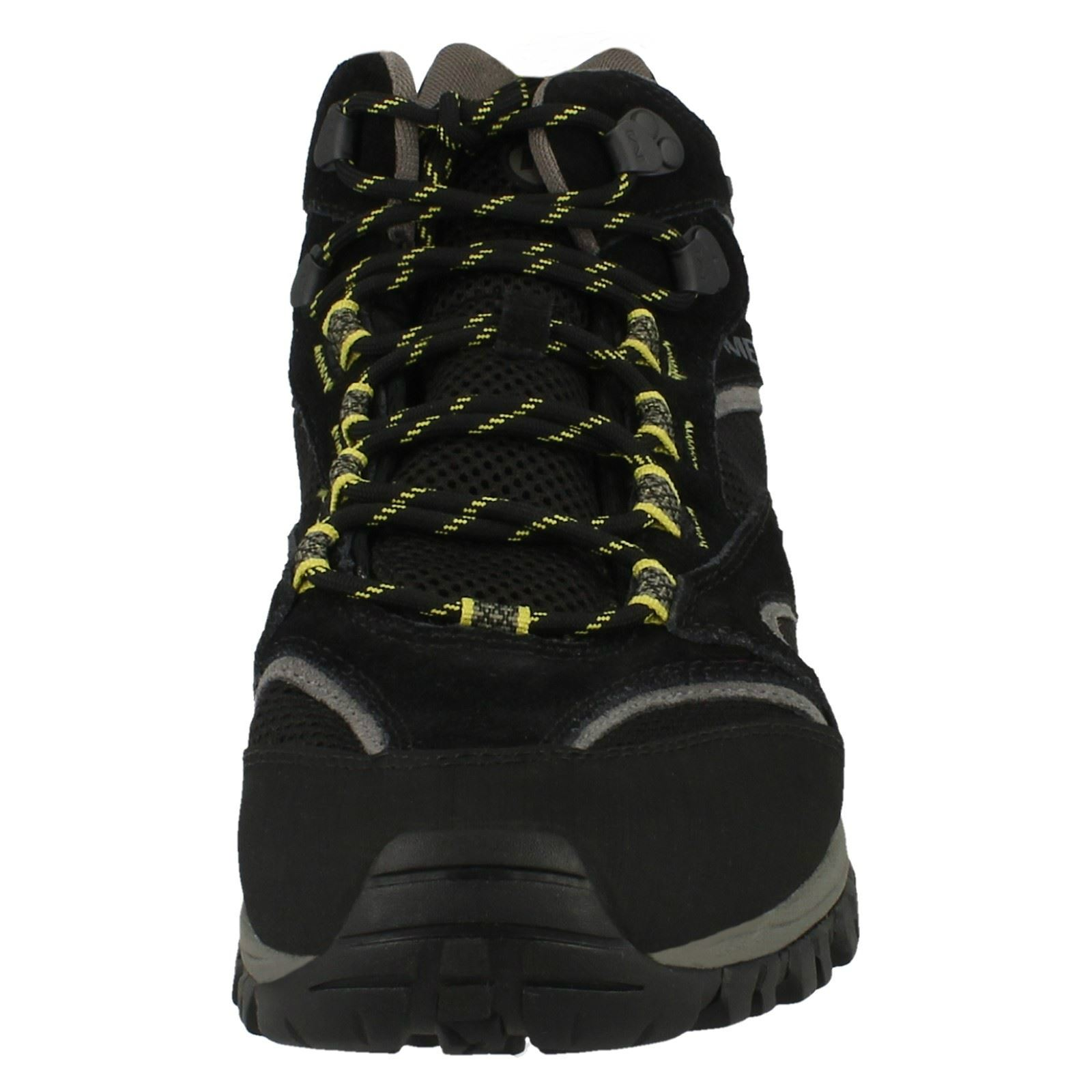 thumbnail 3 - Mens-Merrell-Waterproof-Walking-Boots-Phoenix-Mid