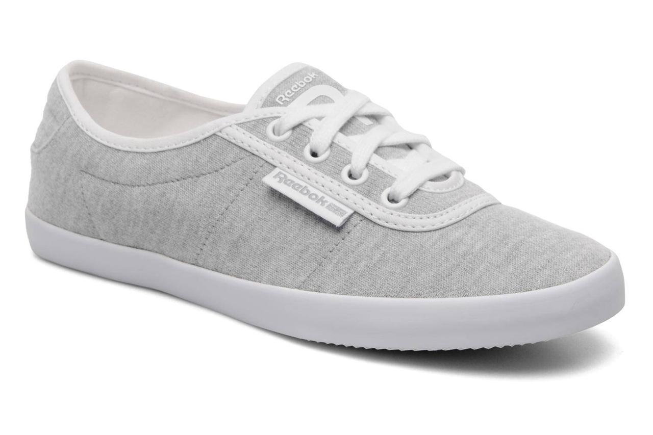Reebok NC Plimsole Women's Slim Low Profile Fashion Trainers Sneakers Classic