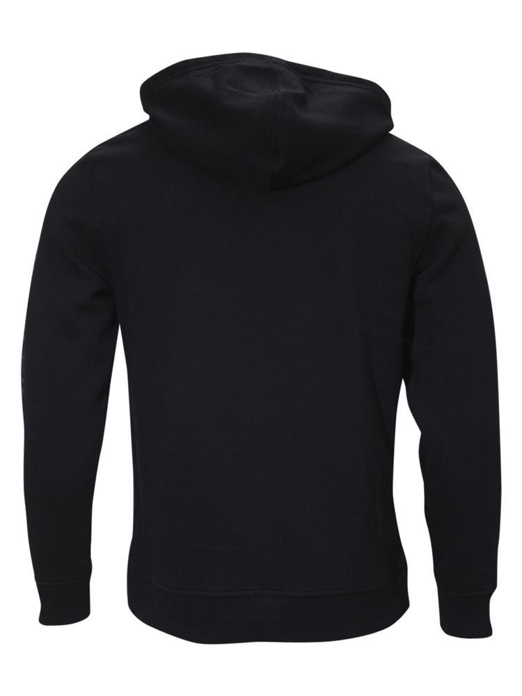 Riflettente Frontale Uomo Con Felpa Logo Zip Cappuccio Calvin Klein qESRZZ