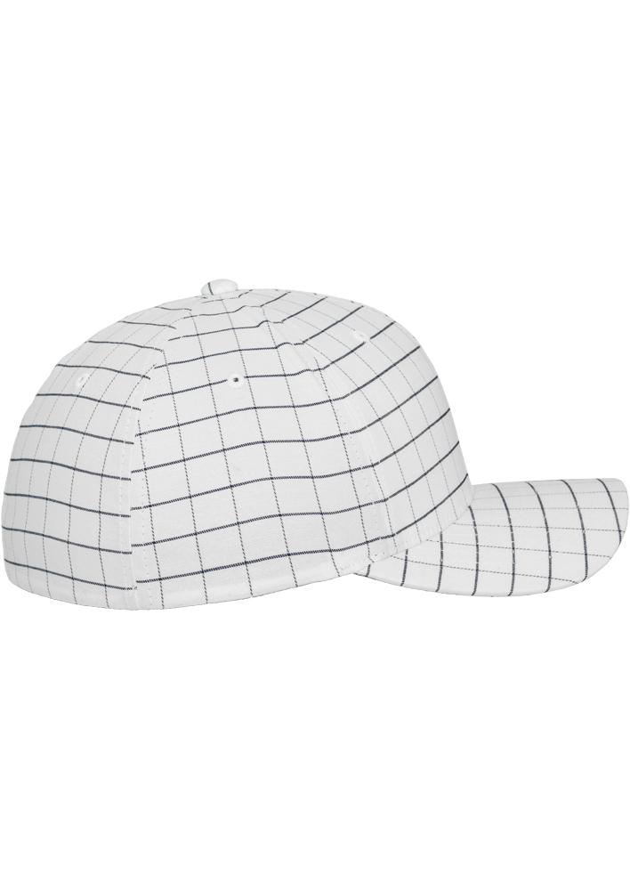 Flexfit-Piazza-a-Quadri-Cappello-Yupoong-Baseball-Squareline-Berretto-Fullcap-da miniatura 26