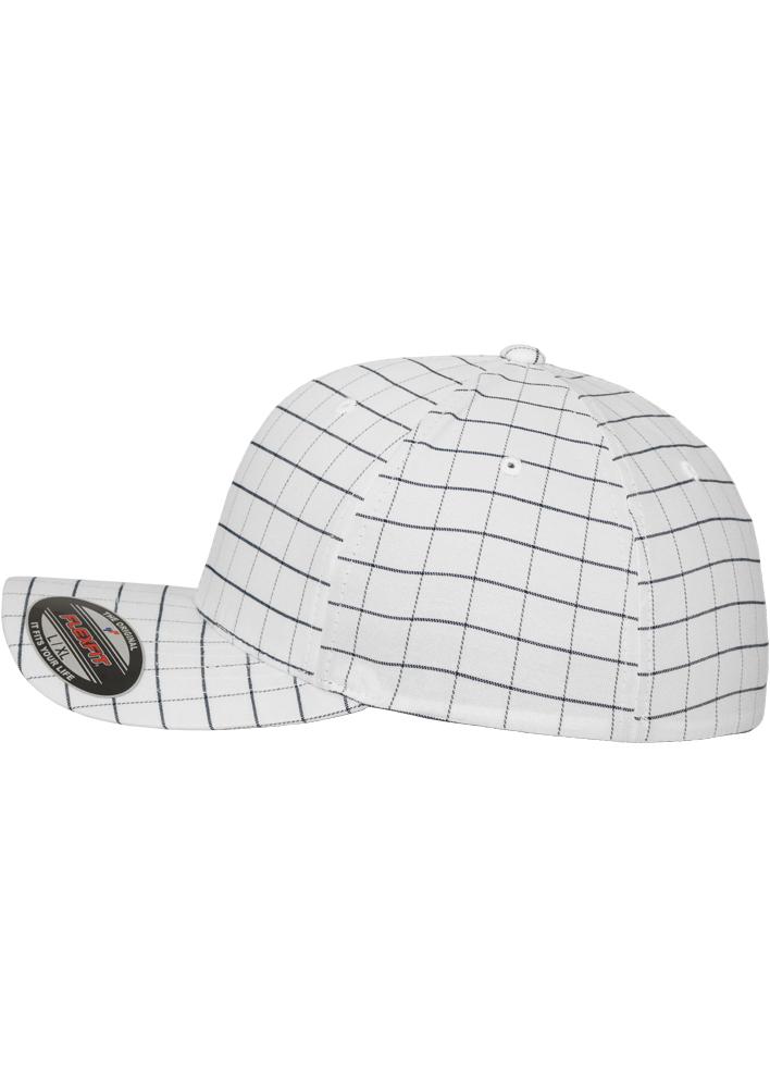 Flexfit-Piazza-a-Quadri-Cappello-Yupoong-Baseball-Squareline-Berretto-Fullcap-da miniatura 25
