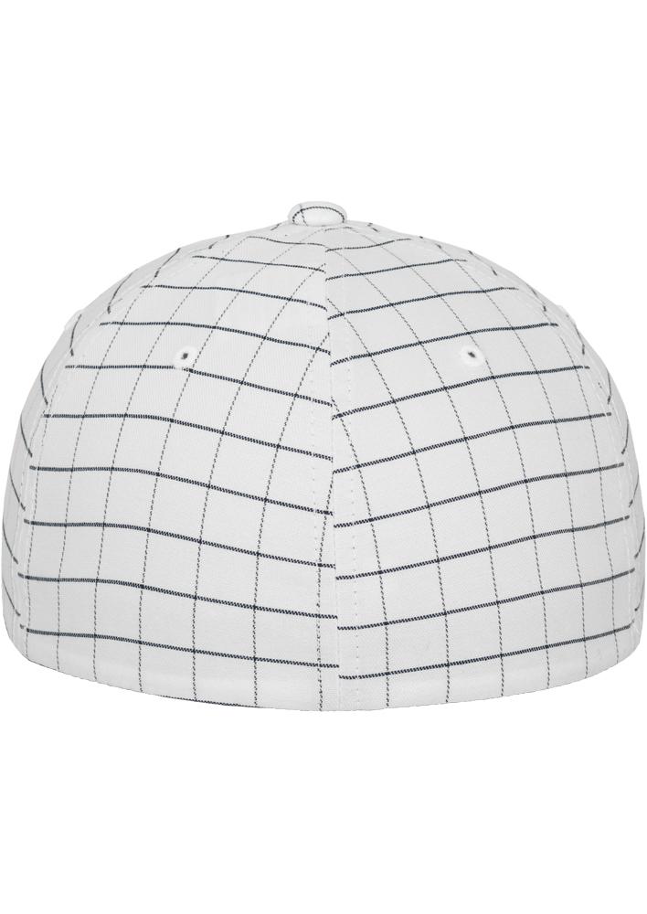 Flexfit-Piazza-a-Quadri-Cappello-Yupoong-Baseball-Squareline-Berretto-Fullcap-da miniatura 22