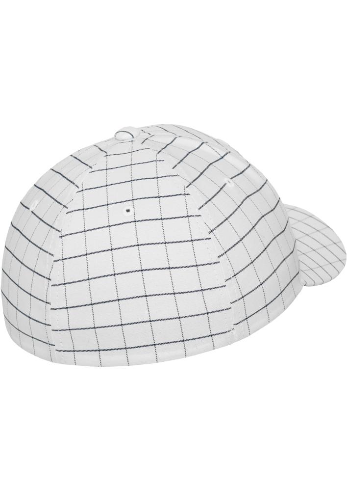 Flexfit-Piazza-a-Quadri-Cappello-Yupoong-Baseball-Squareline-Berretto-Fullcap-da miniatura 23