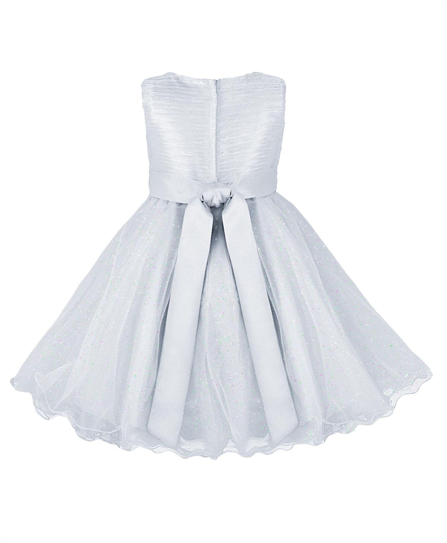 Fille-Fleur-Mariage-Tulle-fete-detail-n-ud-Robe