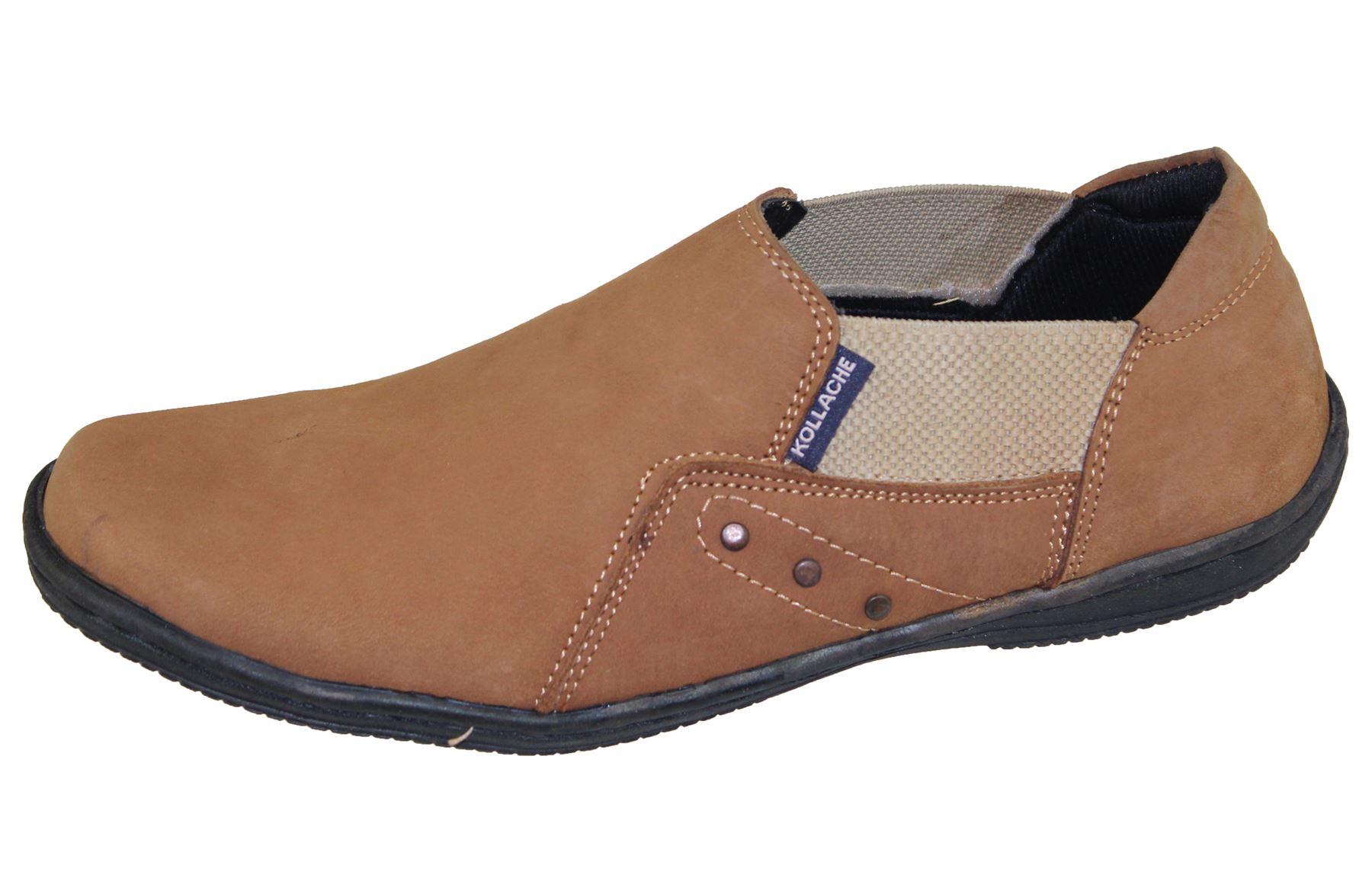 Hommes à Enfiler Marche Bateau Pont Mocassin Confort Conduite Casual Chaussures
