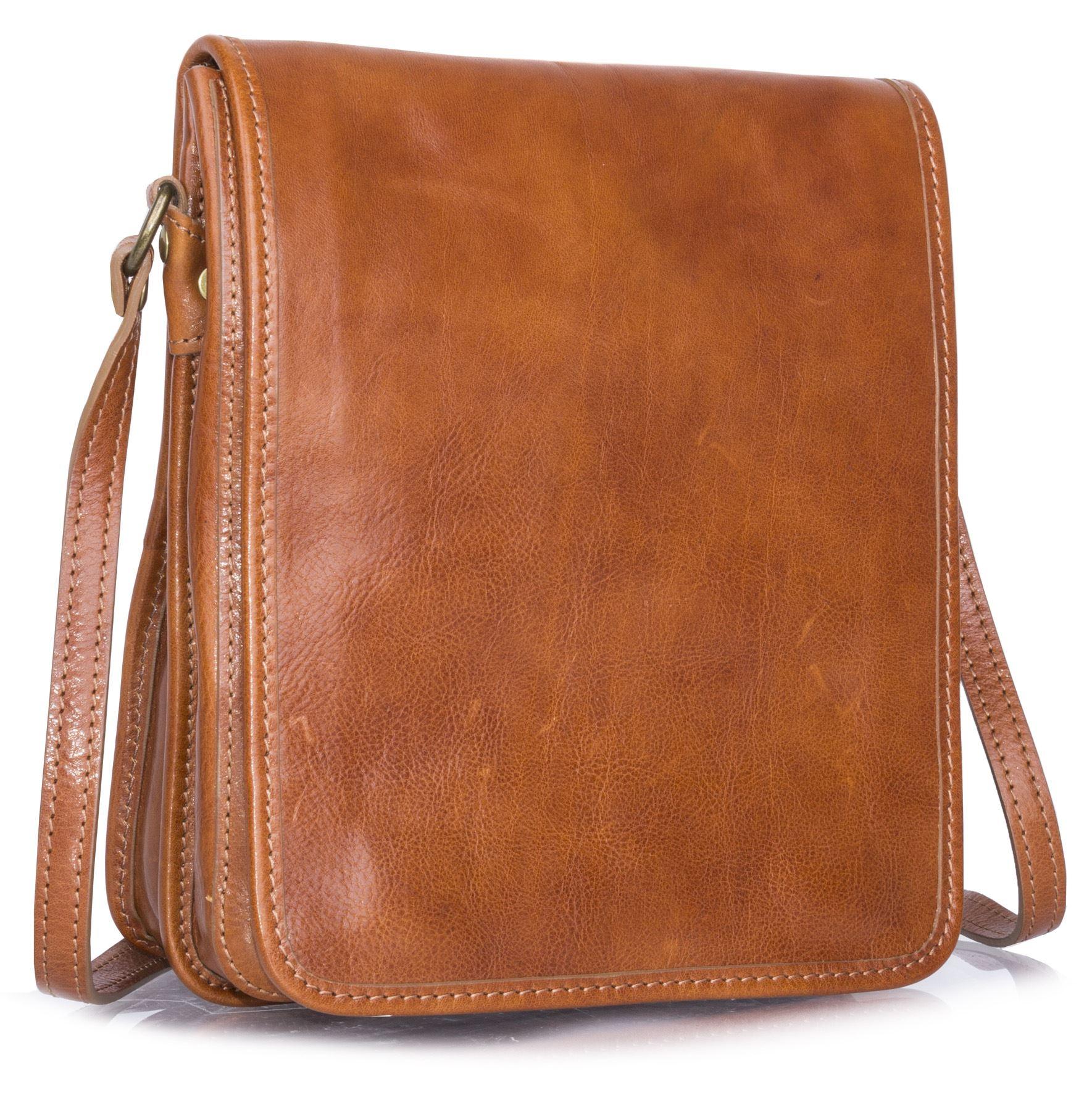 Big handbag shop da uomo vera pelle a tracolla ufficio for Borsa ufficio uomo