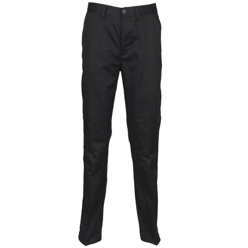 Détails sur Henbury homme devant plat coupe droite élégant pantalon chino  bureau décontracté 44e4f28d43e1