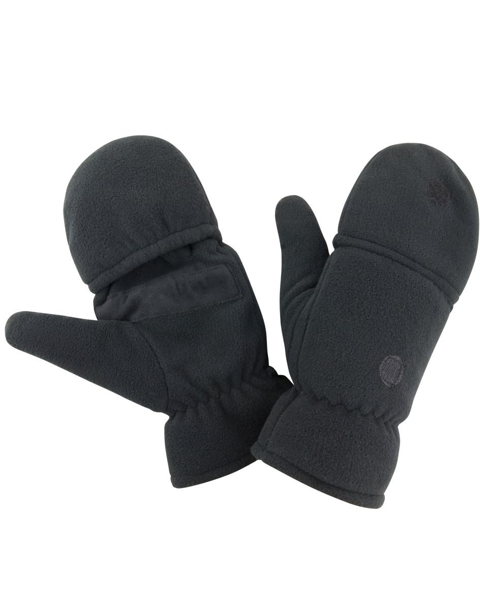 8b7677fb678958 Result Winter Palmgrip Handschuhe - Fäustlinge Gefütterte Vlies Warm ...