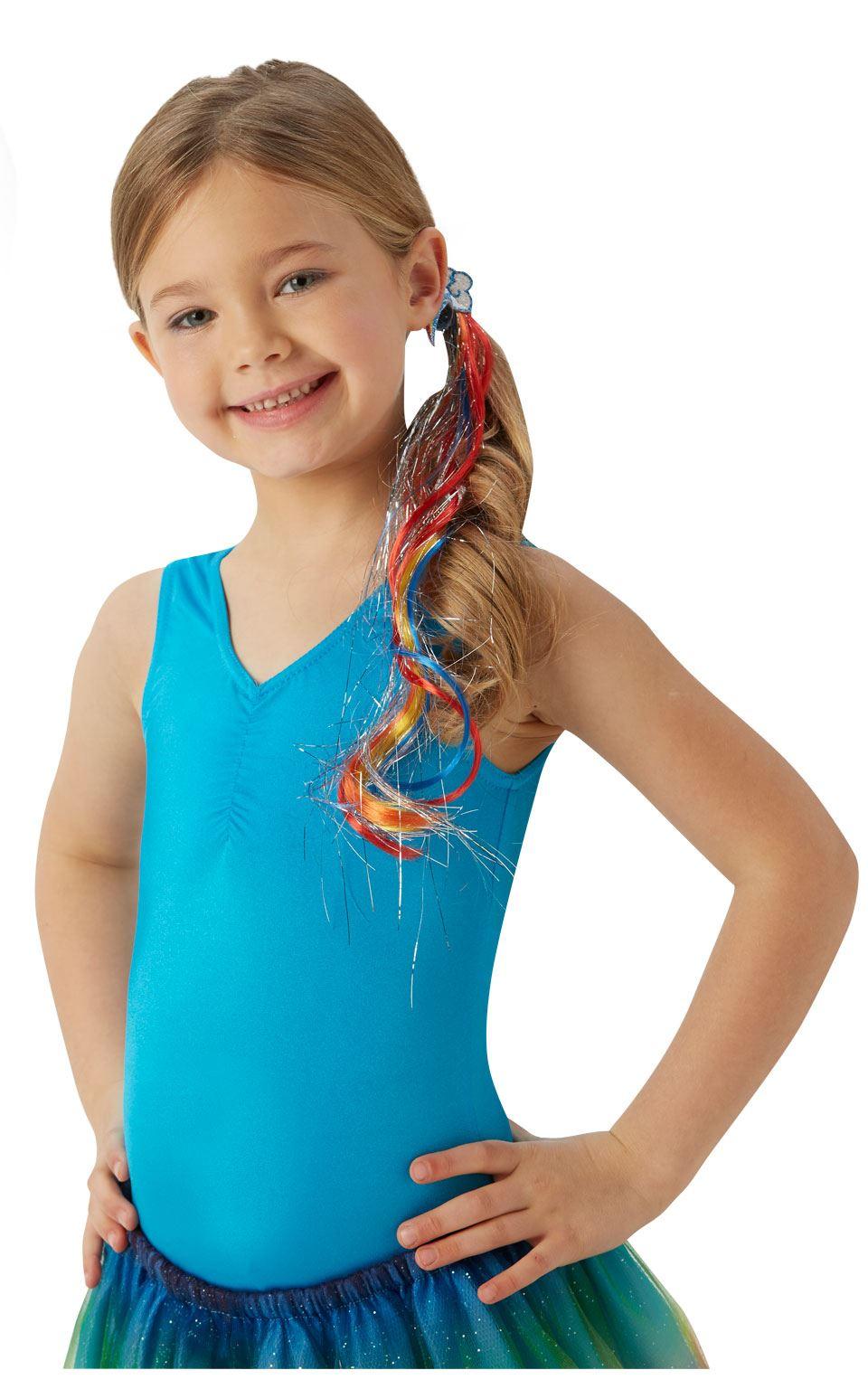 filles-My-Little-Pony-tresse-Piece-Cheveux-Accessoire-deguisement