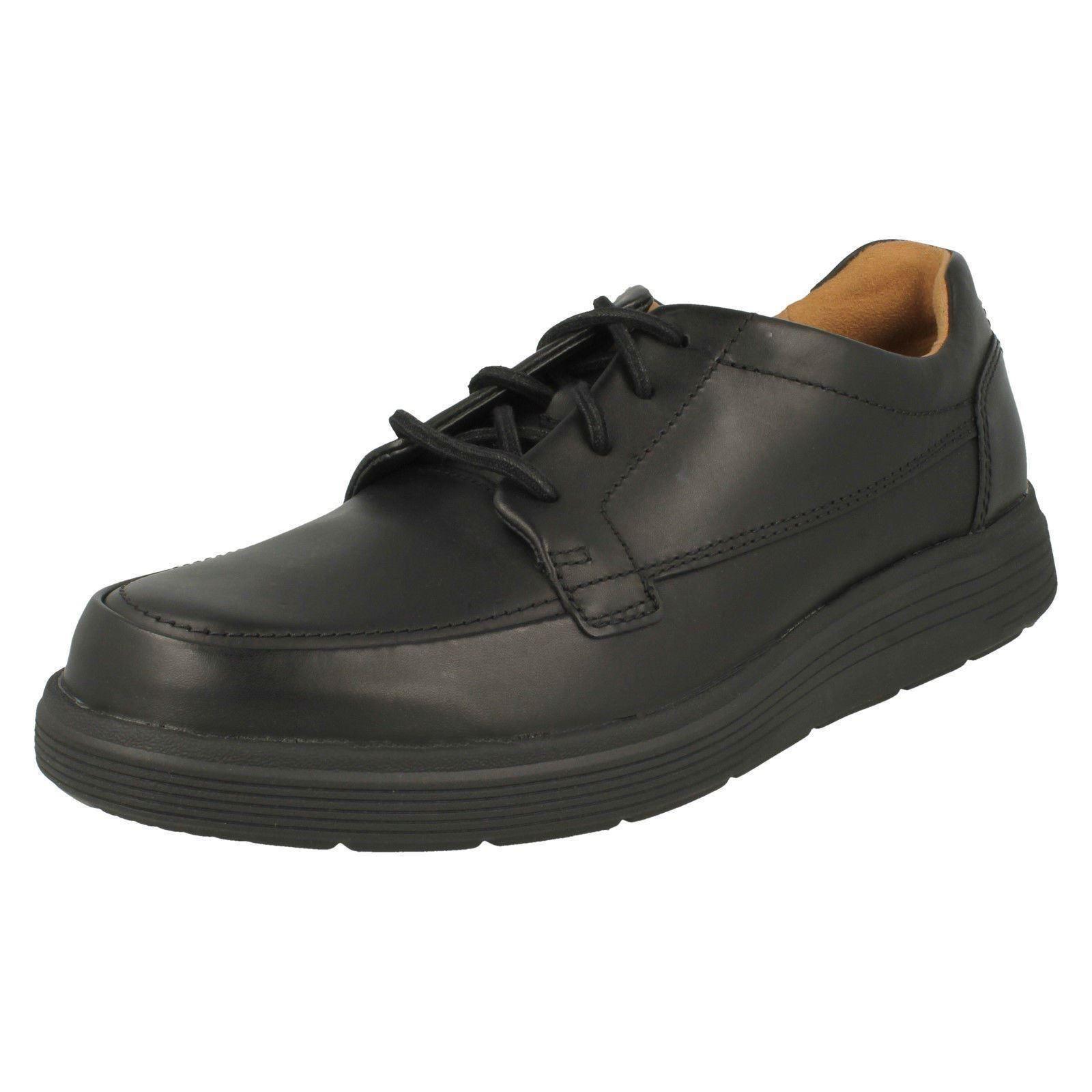 Clarks-Hombre-Zapatos-de-Vestir-con-Cordones-Onu-Abode-Ease
