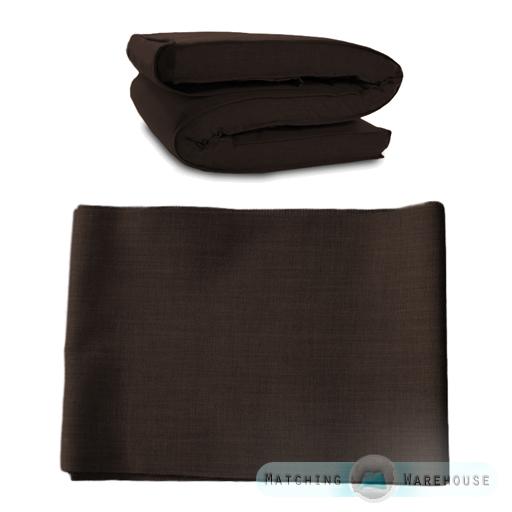 Tissu de rechange housse pour futon matelas simple double tailles ebay - Housse pour matelas futon ...