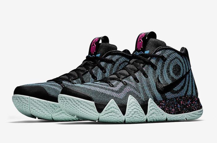 1808 nike kyrie laser 4 laser kyrie 943807-007 fuchsia basketball masculin chaussures 70cb05