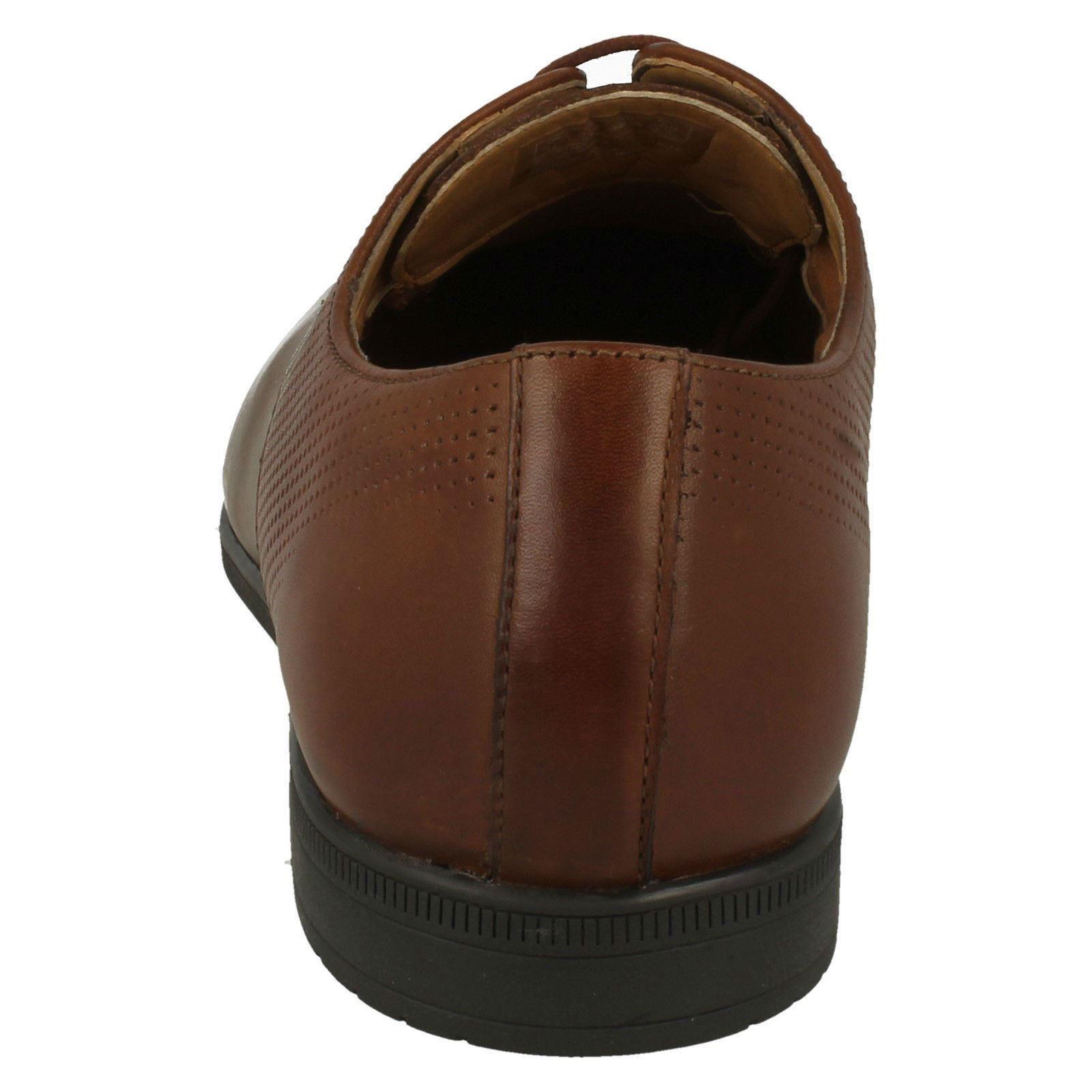Formal Cordones Hombre Zapatos con Cordones Formal Bampton Andar 5b96fe