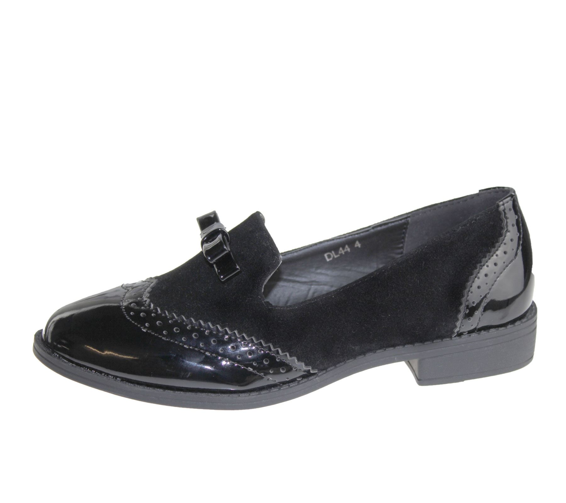 Black Flat Ladies Shoes Amazon