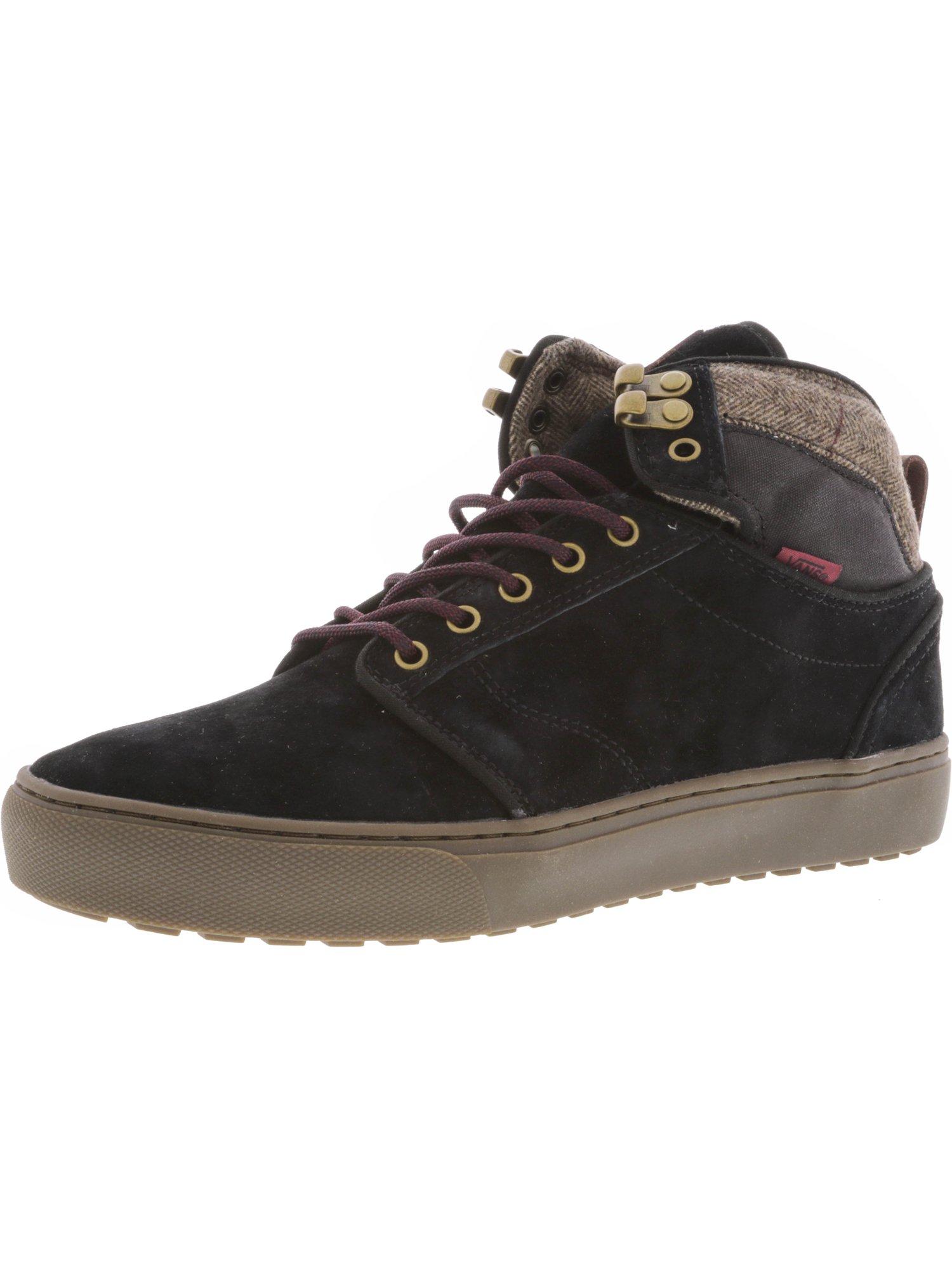 Vans-Alomar-Trek-MTE-Tobillo-Alto-Ante-skateboard-Zapato