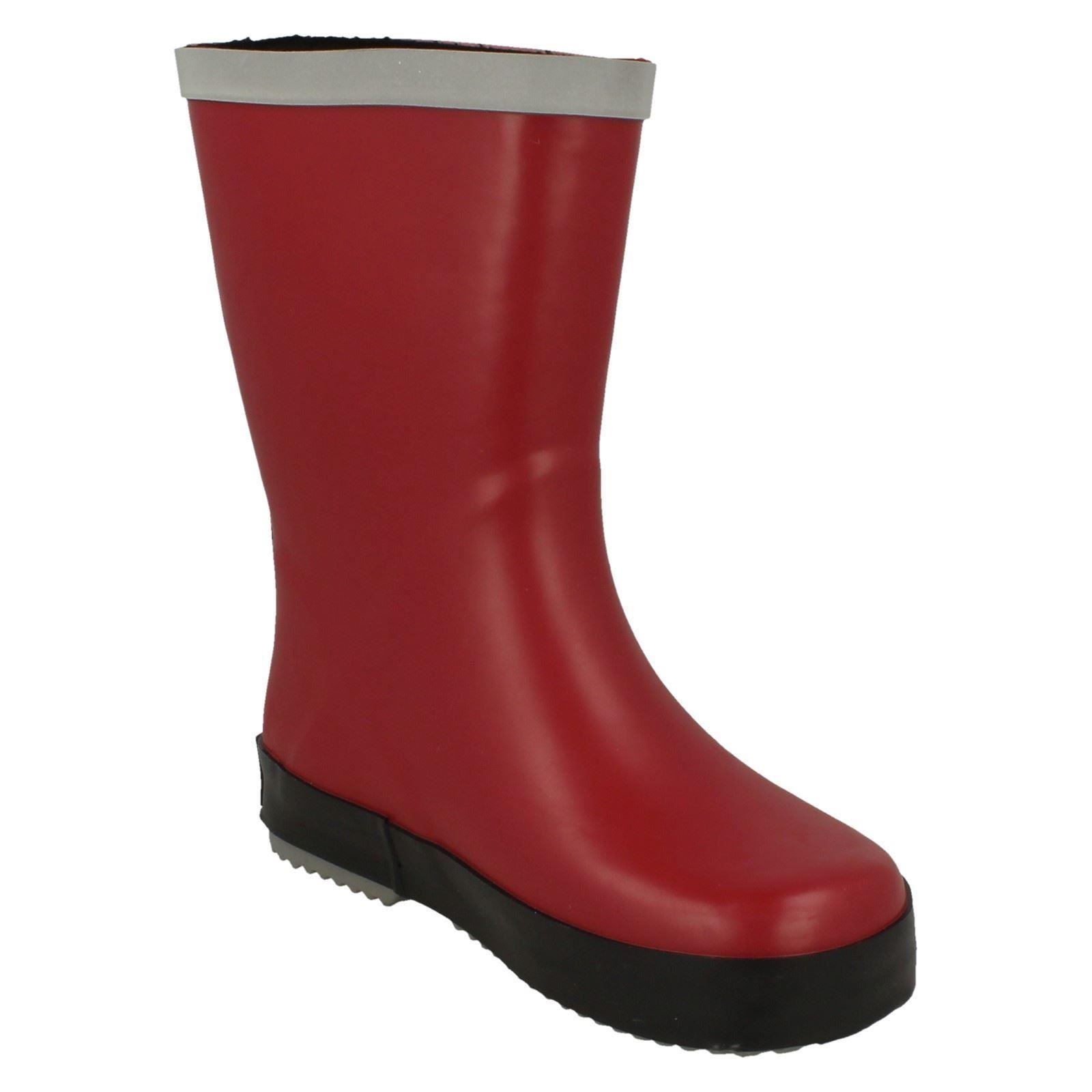 Childrens Clarks Wellington Boots /'Tarri Splash/'