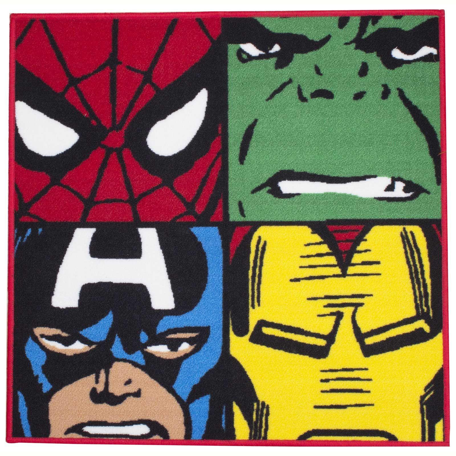Ufficiale-Disney-amp-Character-Pavimento-Tappeti-Avengers-Batman-Pokemon-Frozen