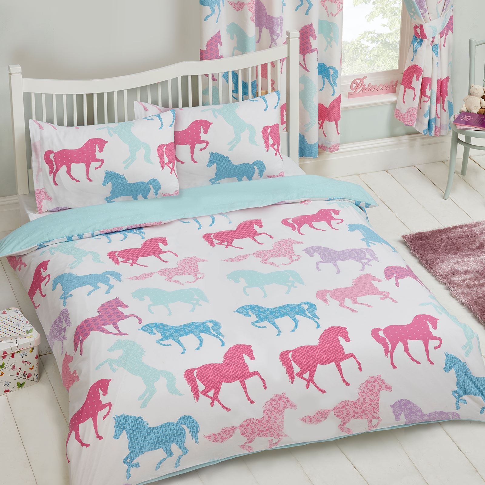 jungen m dchen doppel doppelbett bettw sche sets elefant t rex armee ballerina ebay. Black Bedroom Furniture Sets. Home Design Ideas